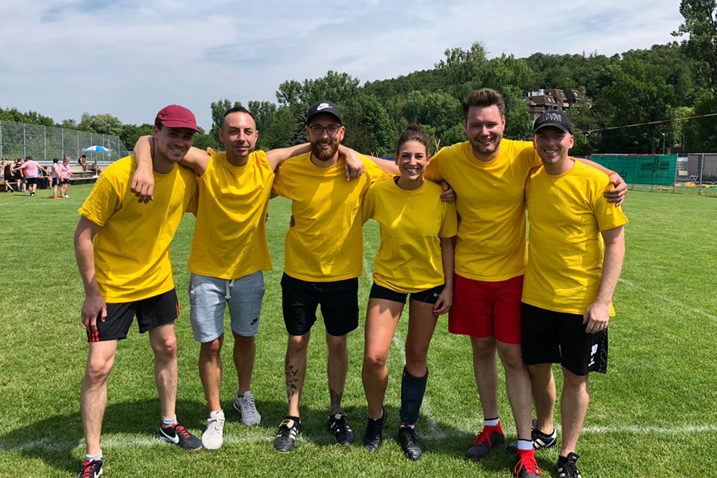 Faustball Jedermannturnier 2019